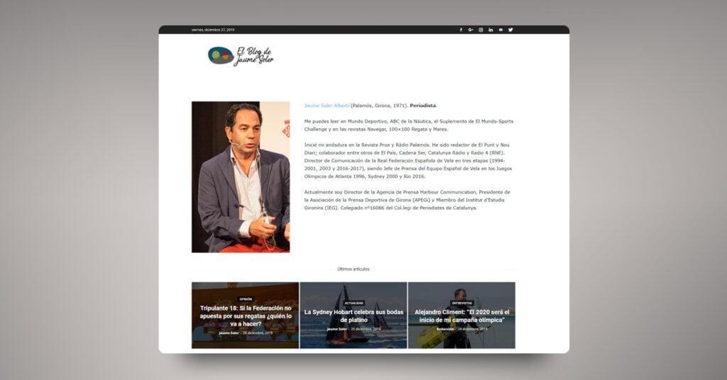 Blog/magazine Jaume Soler - Creaktiva