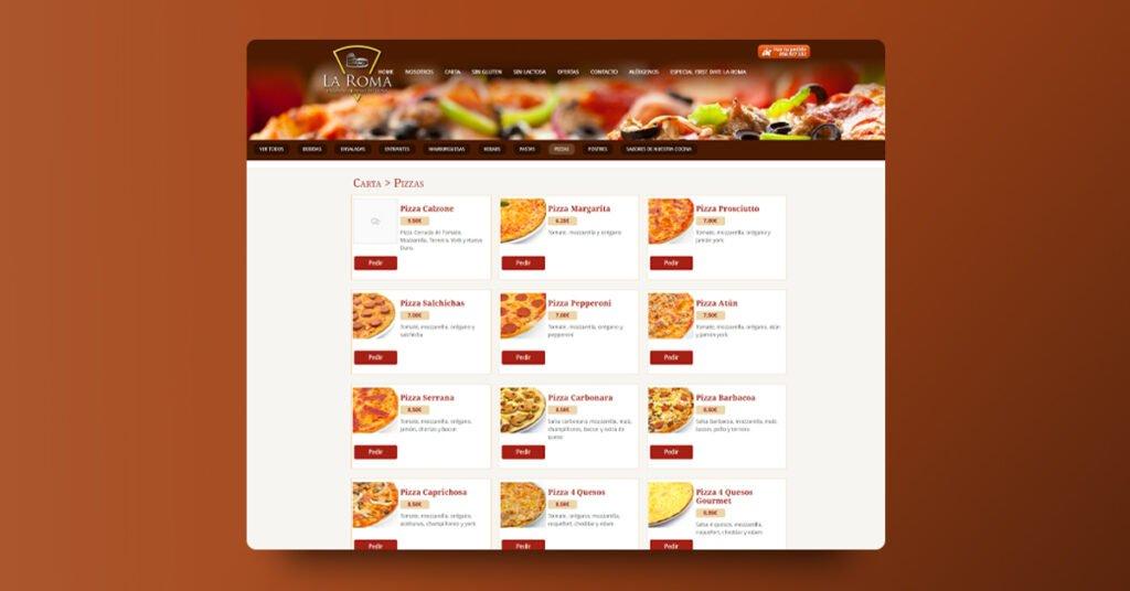 Tienda Online La Roma - Creaktiva