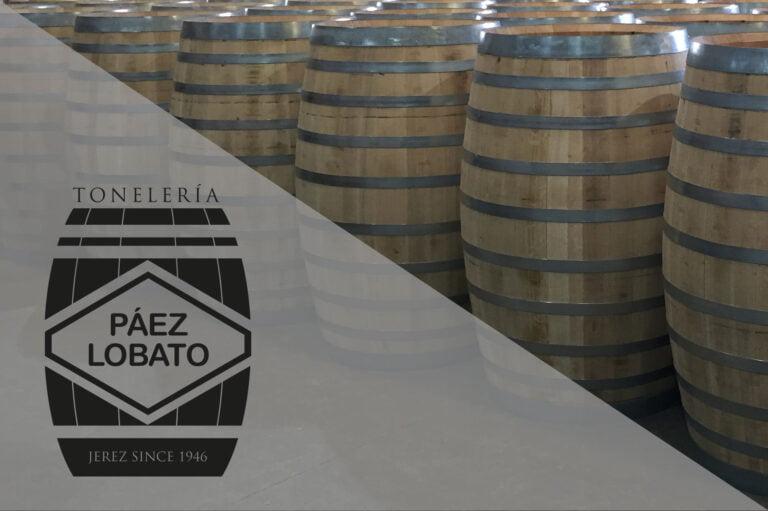 Logotipo Tonelería Paez Lobato