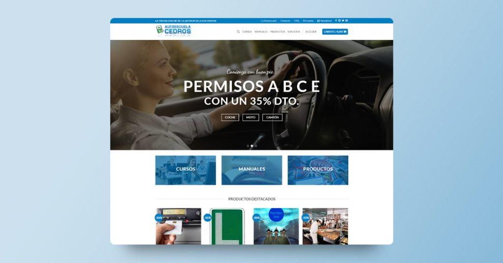 Autoescuela Los Cedros - Creaktiva